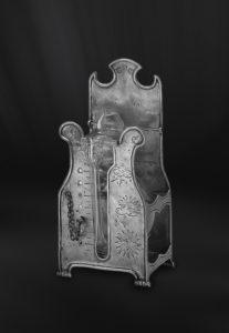 Barometer aus Zinn (Art.367)