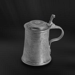 Bierkrug aus Zinn - Zinnkrug (Art.115)