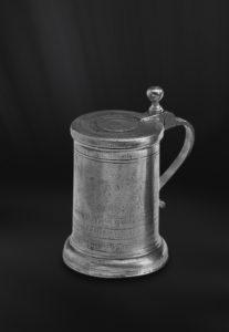 Bierkrug aus Zinn - Zinnkrug (Art.354)