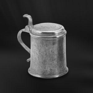 Bierkrug aus Zinn - Zinnkrug (Art.409)