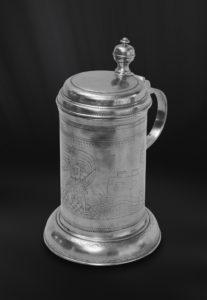 Bierkrug aus Zinn - Zinnkrug (Art.458)