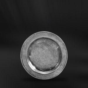 Glasuntersetzer aus zinn - Untersetzer aus Zinn (Art.247)