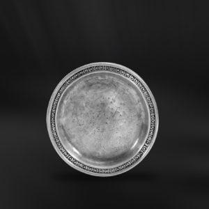 Glasuntersetzer aus zinn - Untersetzer aus Zinn (Art.465)