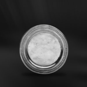 Glasuntersetzer aus zinn - Untersetzer aus Zinn (Art.520)