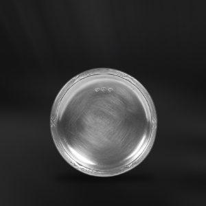 Glasuntersetzer aus zinn - Untersetzer aus Zinn (Art.771)