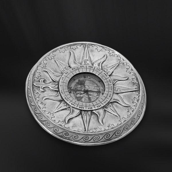 Kompass aus Zinn (Art.393)