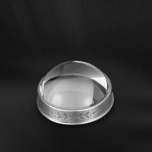 Vergrößerungsgläser aus Zinn - Lupe aus Zinn (Art.677)
