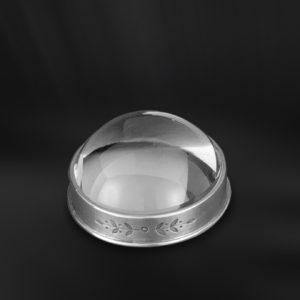 Vergrößerungsgläser aus Zinn - Lupe aus Zinn (Art.678)