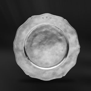Platzteller aus Zinn (Art.576)