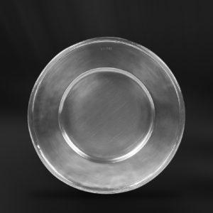 Platzteller aus Zinn (Art.769)