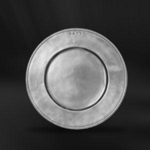 Platzteller aus Zinn (Art.868)