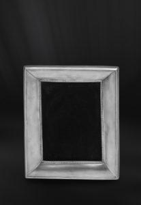 Rechteckiger Bilderrahmen aus Zinn - Bilderrahmen aus Zinn 10x15 (Art.554)