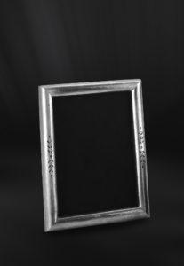 Rechteckiger Bilderrahmen aus Zinn - Bilderrahmen aus Zinn 10x15 (Art.664)