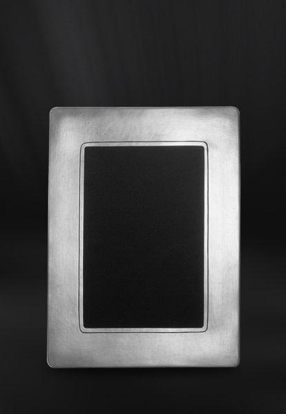 Rechteckiger Bilderrahmen aus Zinn - Bilderrahmen aus Zinn 10x15 (Art.741)