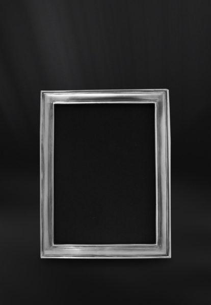 Rechteckiger Bilderrahmen aus Zinn - Bilderrahmen aus Zinn 10x15 (Art.860)