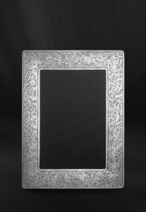 Rechteckiger Bilderrahmen aus Zinn - Bilderrahmen aus Zinn 13x18 (Art.749)