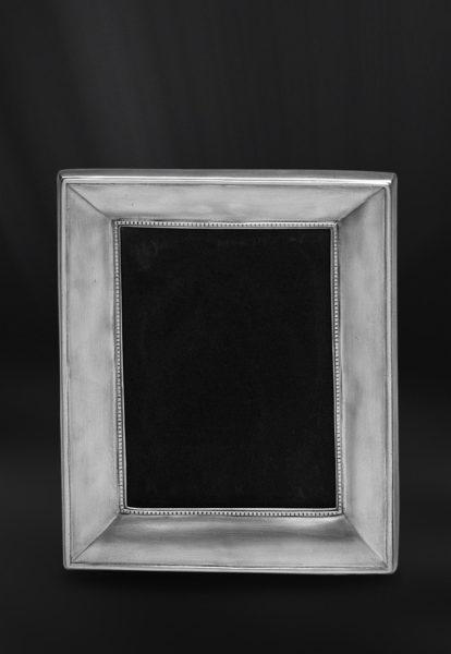 Rechteckiger Bilderrahmen aus Zinn - Bilderrahmen aus Zinn 18x24 (Art.556)