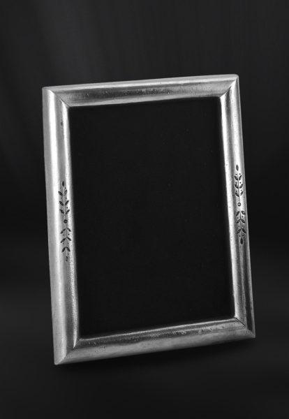 Rechteckiger Bilderrahmen aus Zinn - Bilderrahmen aus Zinn 18x24 (Art.666)