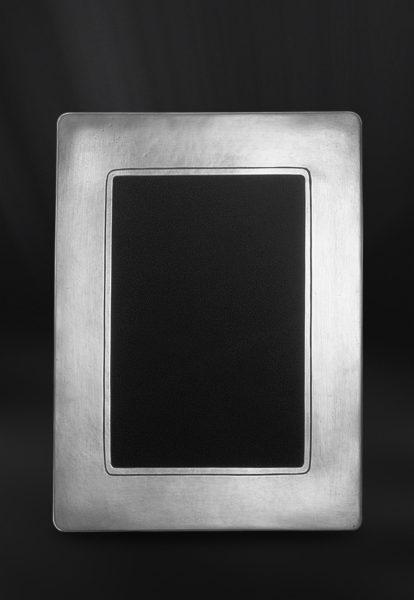 Rechteckiger Bilderrahmen aus Zinn - Bilderrahmen aus Zinn 18x24 (Art.743)