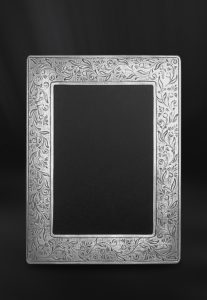 Rechteckiger Bilderrahmen aus Zinn - Bilderrahmen aus Zinn 18x24 (Art.750)