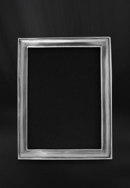 Rechteckiger Bilderrahmen aus Zinn - Bilderrahmen aus Zinn 18x24 (Art.862)