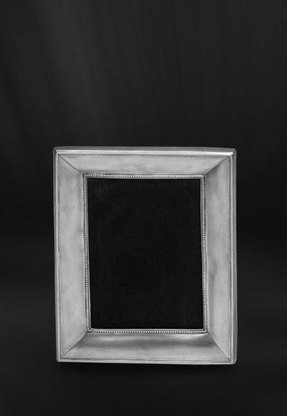 Rechteckiger Bilderrahmen aus Zinn - Bilderrahmen aus Zinn 6x9 (Art.553)