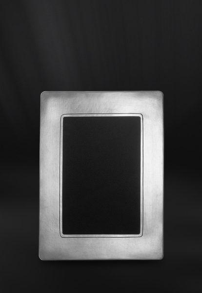 Rechteckiger Bilderrahmen aus Zinn - Bilderrahmen aus Zinn 6x9 (Art.740)