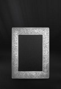 Rechteckiger Bilderrahmen aus Zinn - Bilderrahmen aus Zinn 6x9 (Art.747)