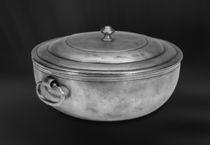 Suppenschüssel aus Zinn (Art.462)