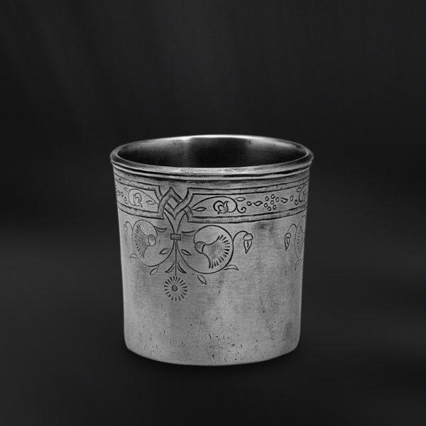 Zinnbecher - Becher aus Zinn (Art.501)