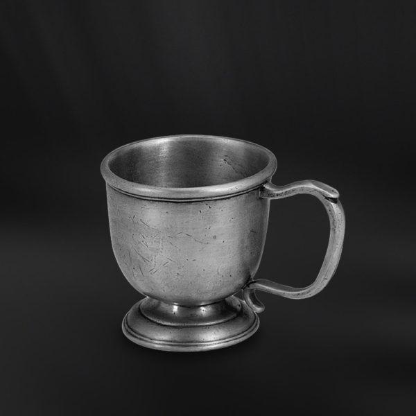 Zinntässchen - Tässchen aus Zinn (Art.466)