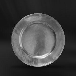 Zinnteller - Teller aus Zinn (Art.637)