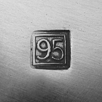 zinn-95-stempel